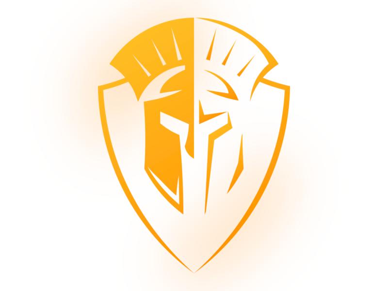Spartans team sports logo sports spartan logos logo design logodesign emblem logo helmet emblem branding brand design brand