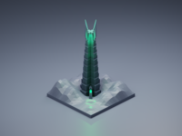 Tower of Orthanc