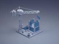 Construction Site feat Minimalism