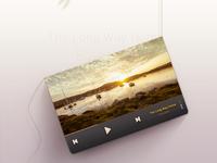 Cut Player crab app icon ios ipad ui plater shot white music