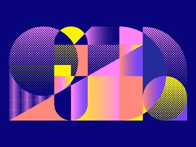 Illustration for No Code Conf design vector branding website webflow illustration