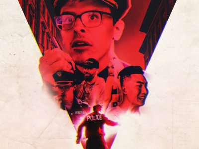 Content Cop - Official Poster