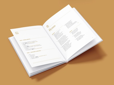 Funeral Booklet graphic design typography book design andreea marciuc