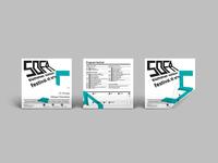SOFA foldable flyer