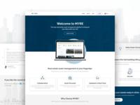 Building Management Web App