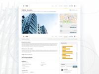 Building Management Web App Property Details