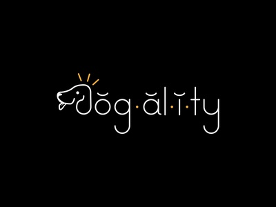Logotype for Dogality
