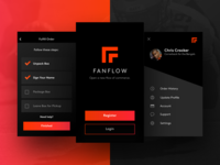Fanflow App