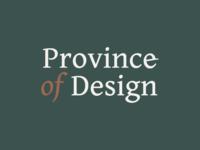 Province of Design