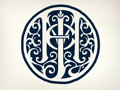 Jem monogram initials