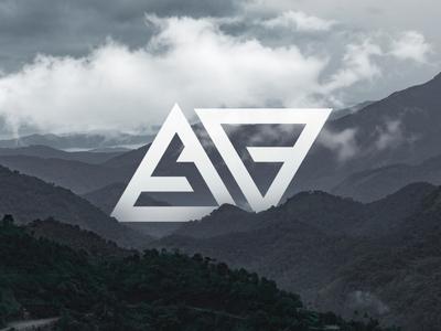 SB Monogram Logo fog hills vagamon logo adobe aftereffects adobe photoshop adobe illustrator