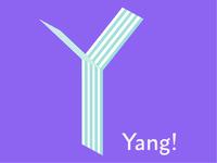Y letter design