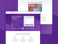 Free Trial Landing Page