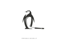 Penguin golf
