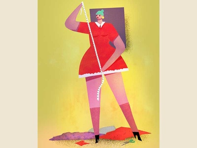 Red Dressed Tailor