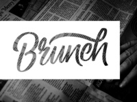 Brunch Header