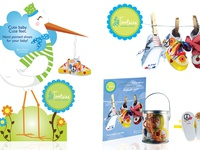 Lil Tootsies Display and Packaging Design