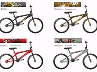 BMX Bike Bar Design