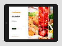 200520190639 Foodcorner Login Page