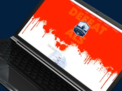 #TShawStrong Webdesign hosting charity web design website