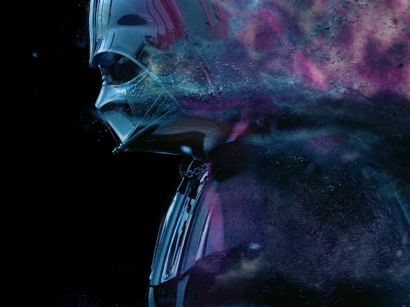 Darth Vader Wallpaper photoshop wallpaper star wars darth vader