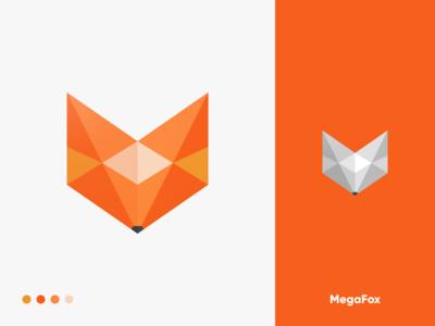 MegaFox - Logo