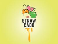 Straw Cado