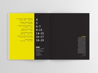 Magazine Design - pages 2-3