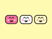 Marshmallow icons