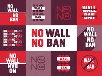 NO WALL NO BAN