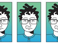 Self Portrait Exploration