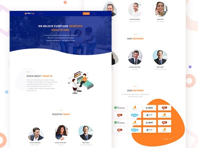 About Us indian ui home page ui designer mumbai cards profile company profile team testimonials clients landing page about us aboutus