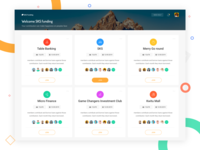 Dashboard Landing Page 2x