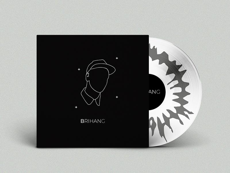 Brihang music brihang artwork album cover