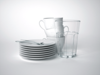 Coffee Dishes