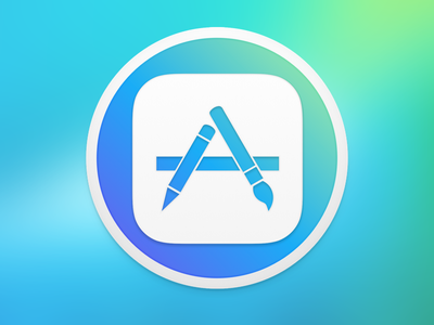 AppControl Icon manage apps ios colorful icon apple osx itunes