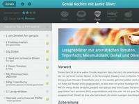 Jamie Oliver cooking app