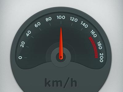 Speedometer speed speedometer car display indicator