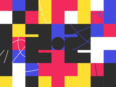 UXPin 2.2 features typography app color grid release crazy ux ui design illustration gif loop animated gif spiderverse mondrian uxpin motion design animation 2d