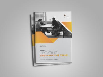 Business Brochure annual report brochure brand indesign branding bifold brochure annual report corporate business booklet brochure
