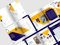 Profile Brochure Template