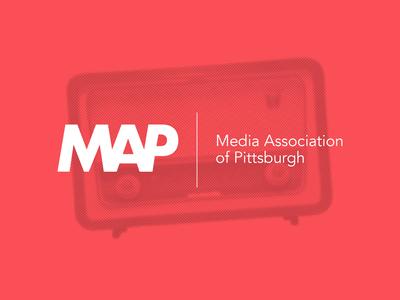 Media Association of Pittsburgh — Logo