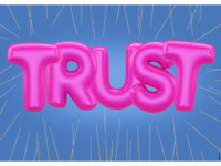 Poster about Trust