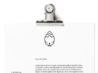 Ender letterhead mock