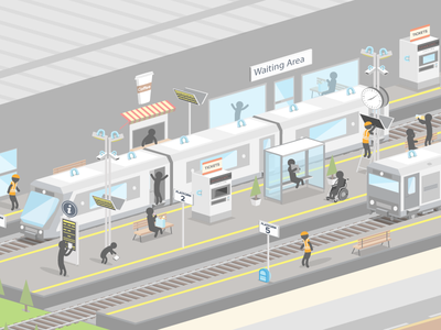 StaaS - Stations as a Service