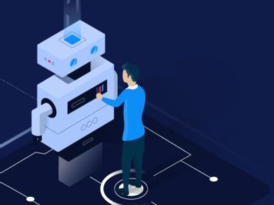 Automation - Robot AI