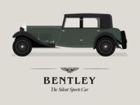 1930's Bentley 8 Litre