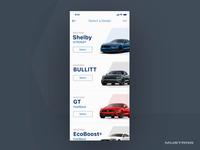 Ford Mustang Mobile App