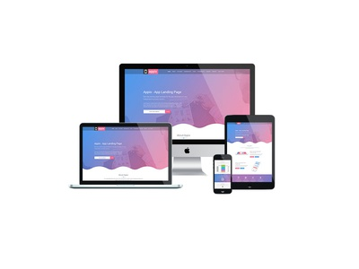 Appix App Landing Page
