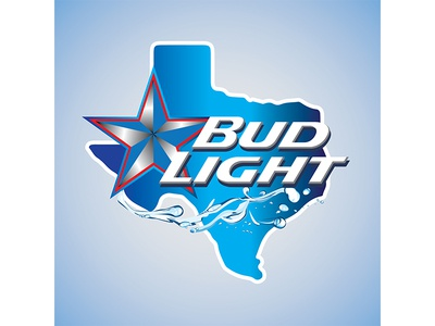Bud Light Texas Design
